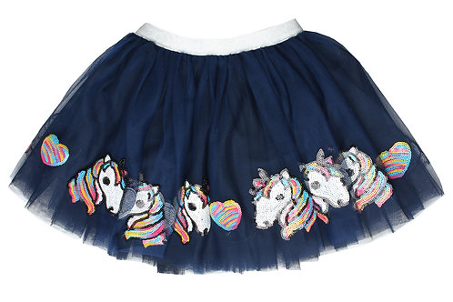 Navy Unicorn Tutu WS