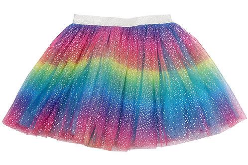 Bright Sparkle Rainbow Tutu