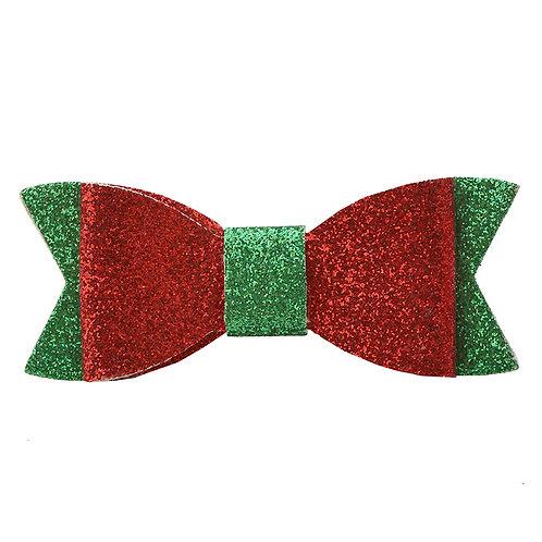 Holiday Glitter Bows WS