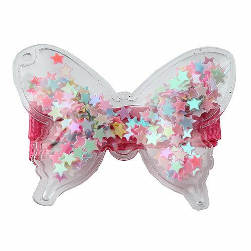 Butterfly Confetti Clip WS