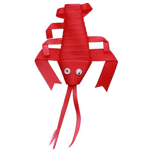 Ribbon Lobster Clip WS