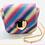 Thumbnail: Rainbow Chain Purse