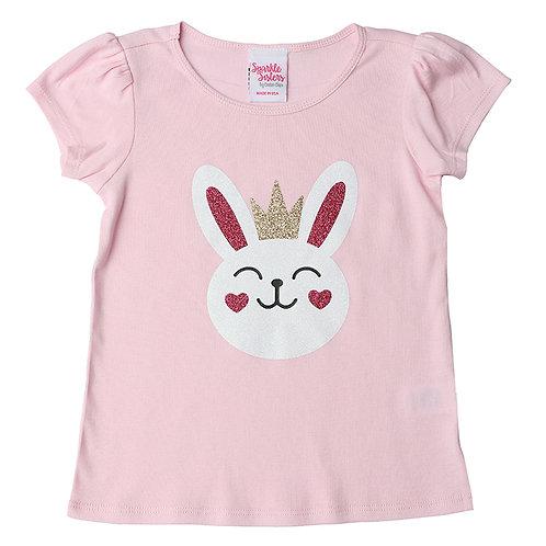 Queen Bunny Puff Sleeve