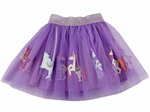 Unicorn Carousel Tutu