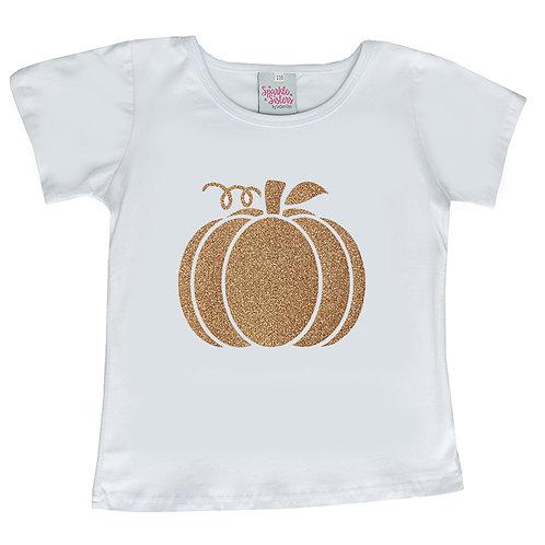 Pumpkin Short Sleeve Tee