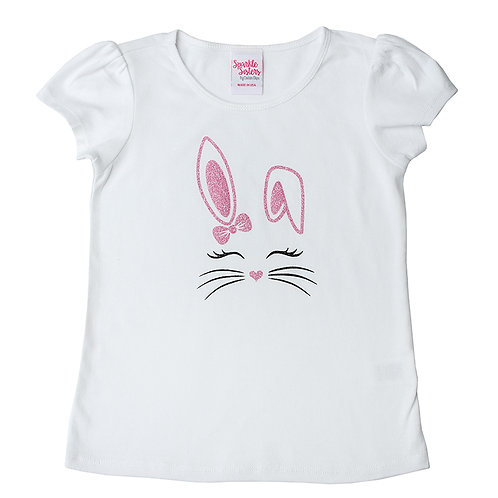 Bunny Whiskers Puff Sleeve