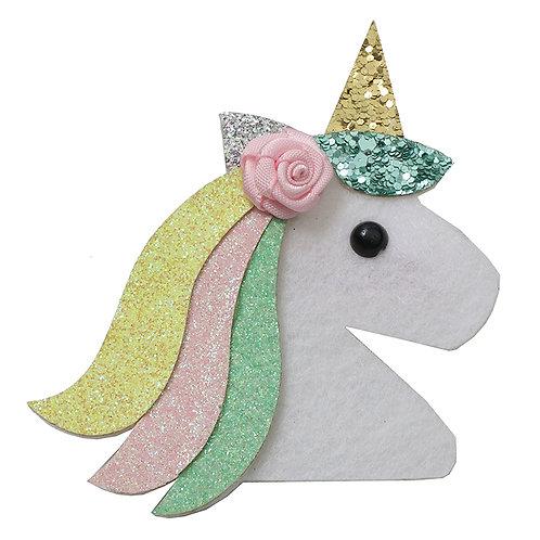 Pastel Unicorn clip WS