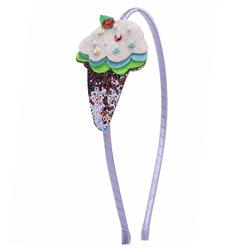 Ice Cream Headband