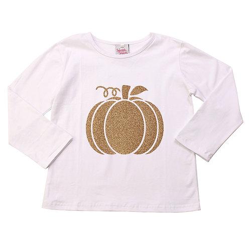 Pumpkin Long Sleeve T shirt WS