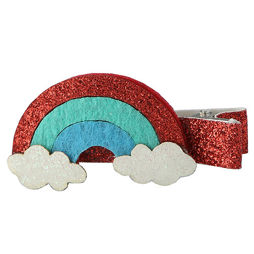 Red Rainbow Clip WS