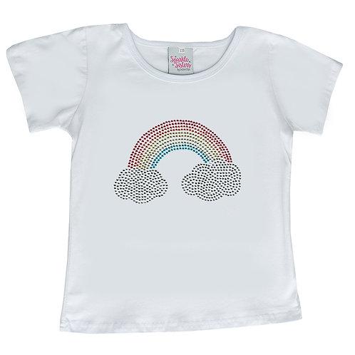 Studded Rainbow T shirt WS