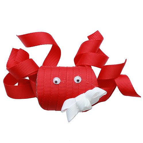 Ribbon Crab Clip WS