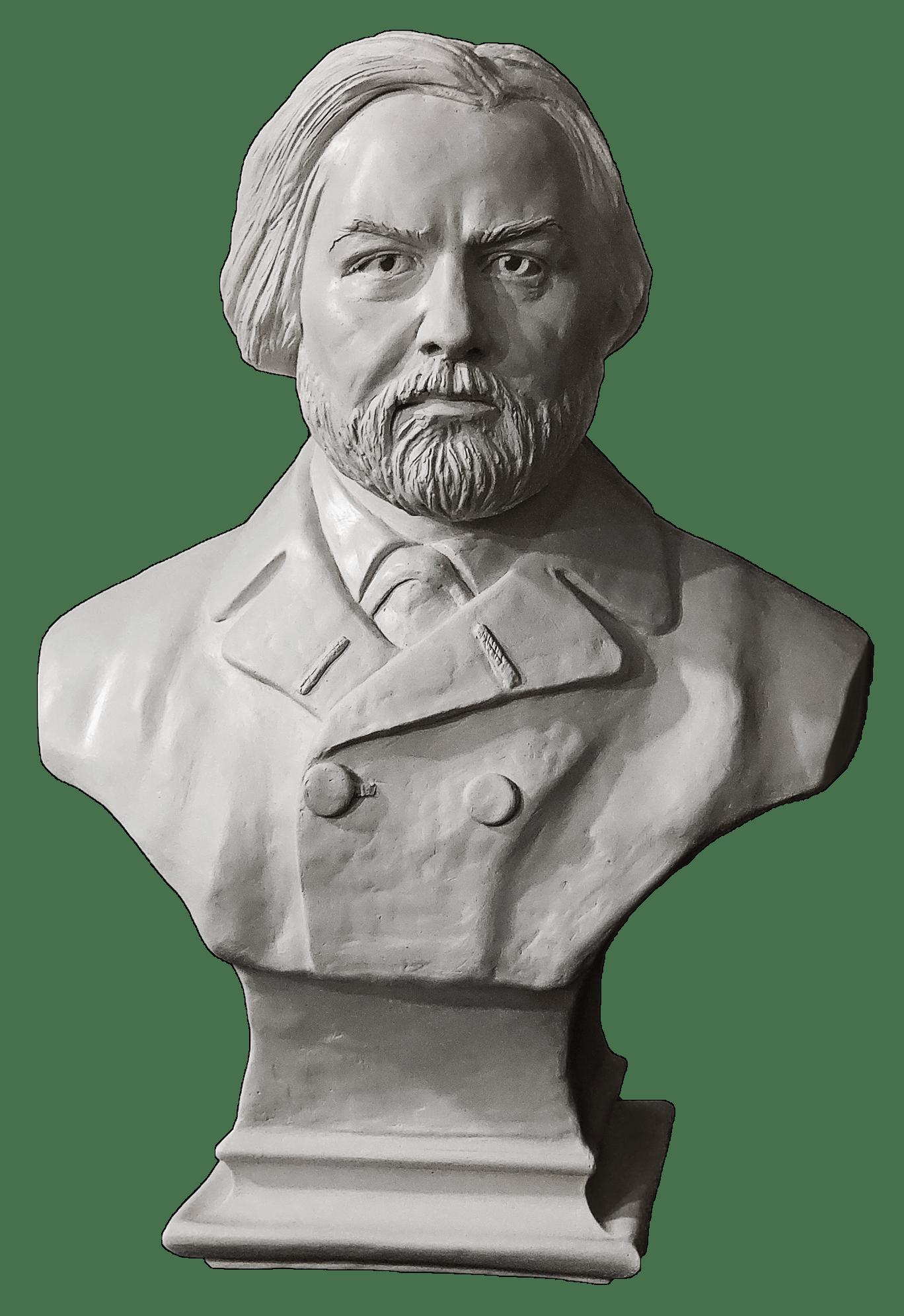 Бюст. Глинка, Михаил Иванович