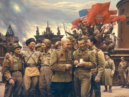С Днём Великой Победы, Товарищи!