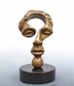Скульптура Вопрос