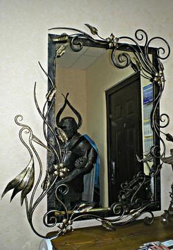 Зеркало и рыцарь