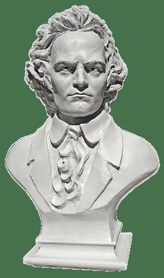 Бюст Людвиг ван Бетховен