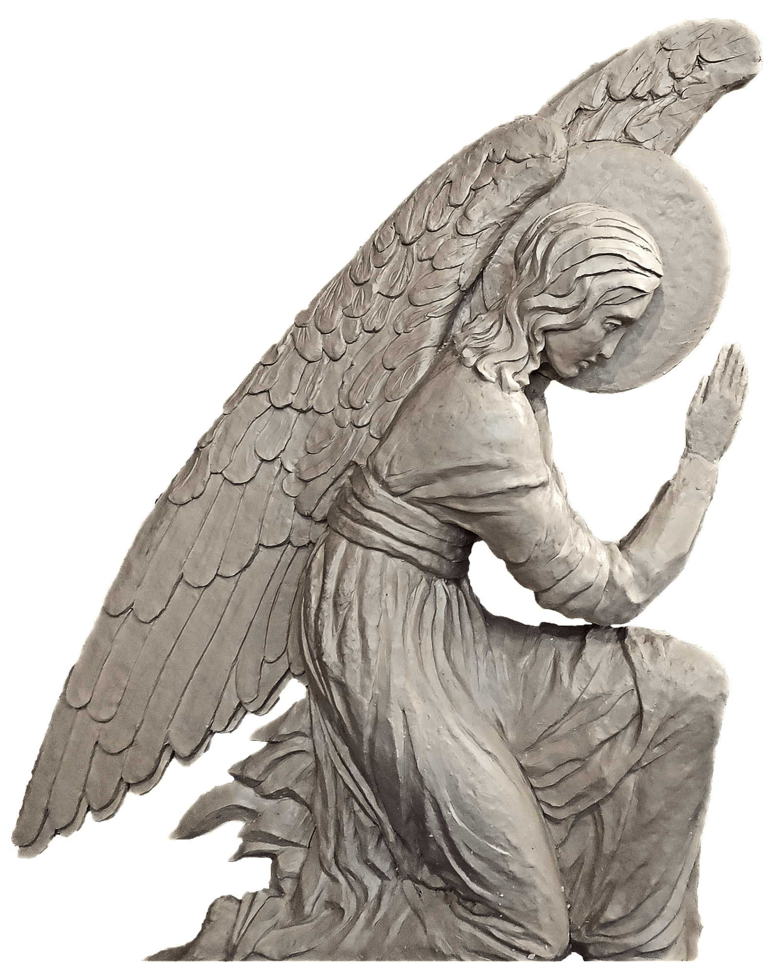 Ангел левый
