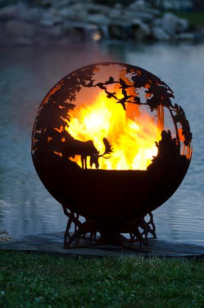 Огненная сфера