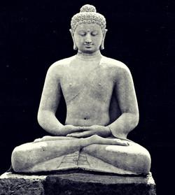 Будда. Скульптура
