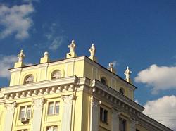 Декор здания
