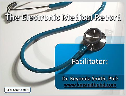 Electronic medical record for credible.b