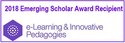 2018 Emerging Scholar Award