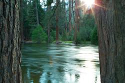 Merced River, Flood Level