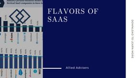 Flavors of SaaS