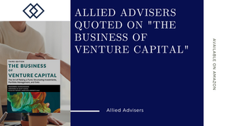 """Allied Advisers quoted on """"The Business of Venture Capital"""""""