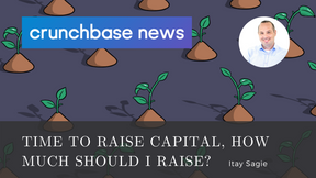 Allied quoted on Crunchbase News - Time To Raise Capital? How Much Should You Raise