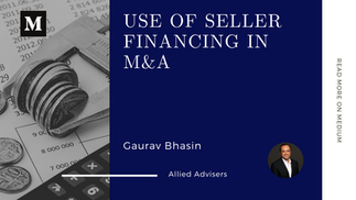 Use of Seller Financing in M&A
