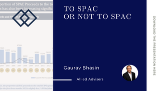 """Allied Advisers - Panelist on: """"To SPAC or not to SPAC"""""""