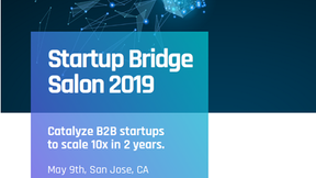 Allied Advisers - Panel Judge at Startup Bridge Salon 2019 - San Jose, CA