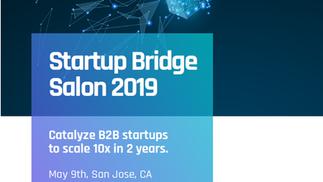 Allied Advisers - Panel Judge at Startup Bridge Salon 2019 - San Jose, CA