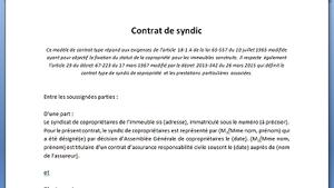 Lisez et comparez les contrat du syndic de copropriété en Belgique avant toute souscription