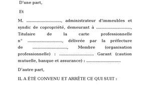 Le contrat du syndic de copropriété professionnel ou bénévole est obligatoire en Belgique