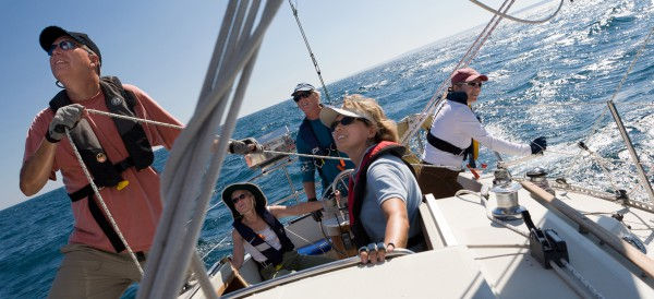 Learning To Sail with Virgin IslndsYacht Charters