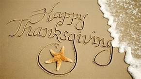Happy Thanksgiving from all of us at Virgin Islands Yacht Charters!  We hope you have plans to visit