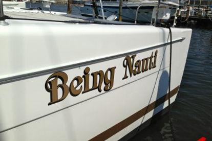 Being Nauti, Fountaine Pajot Lipari 41