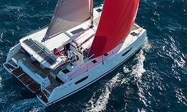 astrea-42-fountaine-pajot-sailing-catama