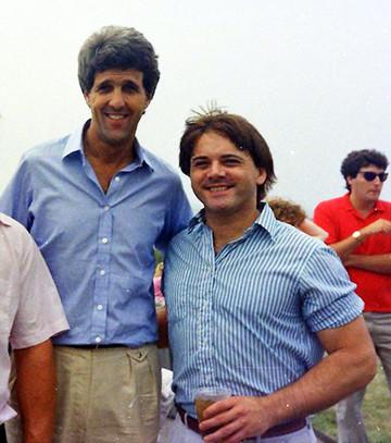 Jerry Schmeer & Secretary of State - John Kerry
