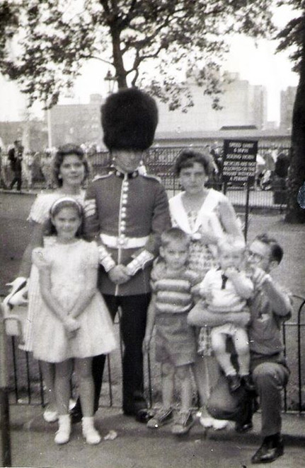 Tower of London ~ Mid 60's