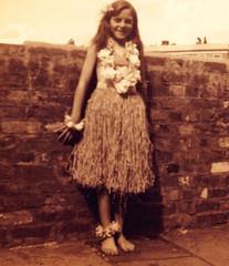 Mom !   I always new I had Hawaiian in my blood !  ;  )