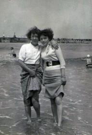 Mom & Grandma ~ Brighton __