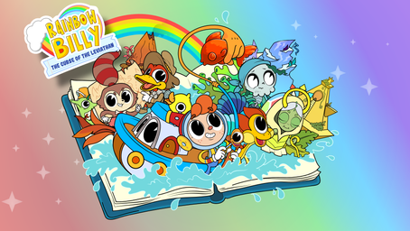 Review: Rainbow Billy: The Curse of the Leviathan