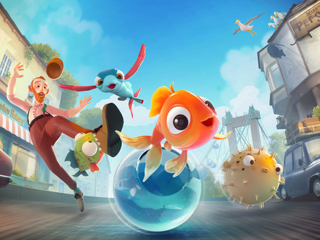 Review: I Am Fish