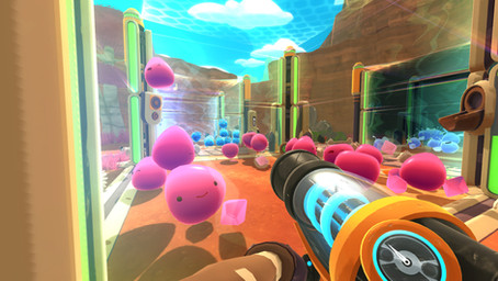 Slime Rancher - Game of the Week