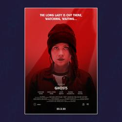 Caroline Ward | Promotional Poster