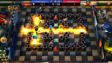 Blast Zone! Tournament - Game of the Week